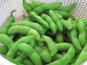 枝豆を上手にゆでる方法