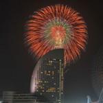 神奈川新聞花火大会2015の日程 おすすめ観覧スポットは?