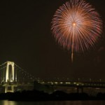 東京湾大華火祭2015の日程 おすすめ観覧スポットは?