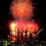 諏訪湖祭湖上花火大会2015 日程と観覧スポット・有料席情報