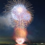 よこすか開国花火大会2015の場所と観覧スポット、有料席情報