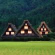 白川郷への高山からのアクセス