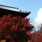 京都観光でおすすめの日帰り紅葉散策モデルコース(東山編)