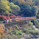 嵯峨野トロッコ列車 紅葉時期のチケット予約方法 事前申込み