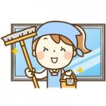 窓ガラスの掃除を簡単・きれいにする裏ワザとその順番