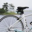 自転車 チェーン オイル 服