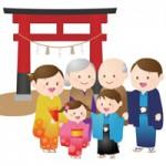 七五三のお参りするなら地元の神社にすべき?神社では何をする?